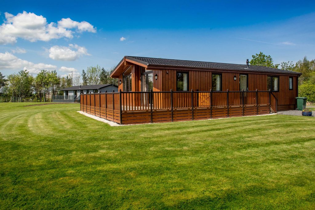 Lodges | Chalets | Self Catering | Linwater | near